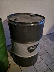 5 Metall-Fässer 60l