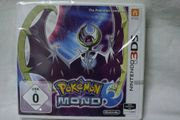 3DS Game Pokemon Mond NEU