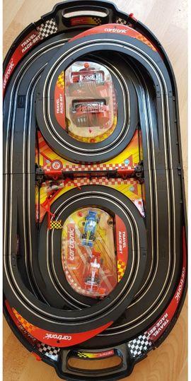 Spielzeug: Lego, Playmobil - Cartronic Travel Race Set