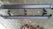 Sidebars für Nissan Navara Mercedes