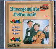 unvergängliche Volksmusik mit den Brüdern