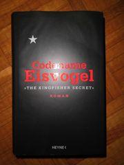 Buch Roman Codename Eisvogel-The Kingfisher