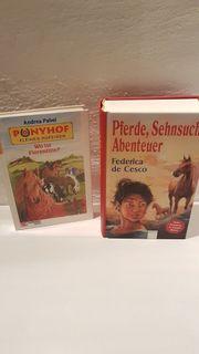 Pferdebücher Jugendbücher