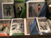 Versch DC-Sammlerfiguren ab 10 -