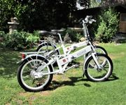 Falt-e bike mit Kardan-Antrieb ideal
