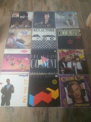 38 Schallplatten für 120 -FP