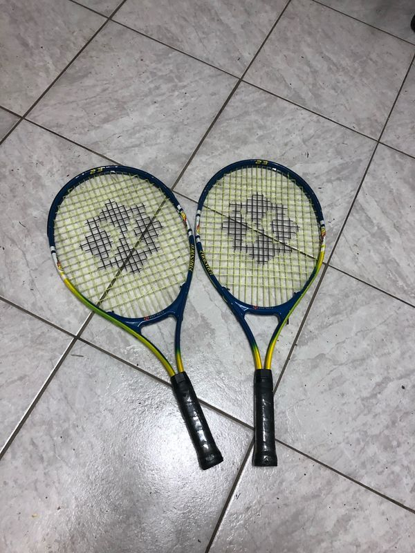 Tennisschläger incl Bälle