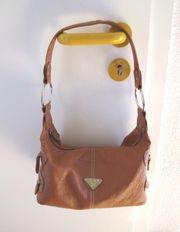 Schultertasche Handtasche v VIDA Paris -