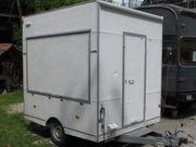 Imbiss Food Truck Anhänger