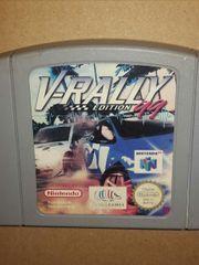 V-Rally 99 für Nintendo 64