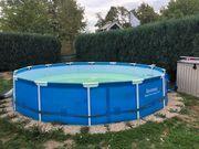Bestway Frame Pool 457x91cm mit
