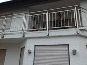Edelstahl - Balkongeländer - Fenstergitter - Tausch - Auto