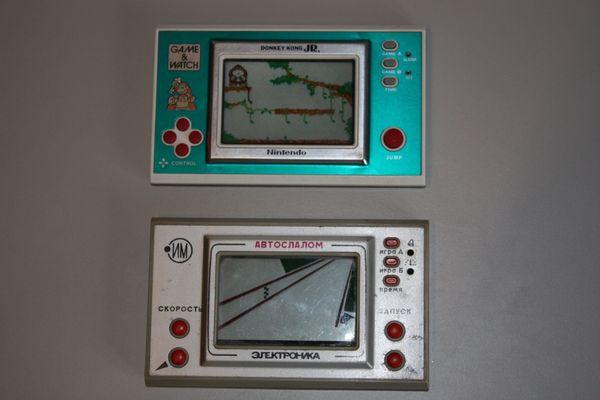 Vintage Nintendo Game-Watch DONKEY KONG