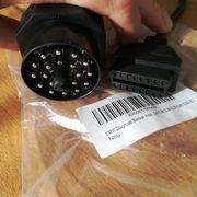 BMW Diagnose Stecker Adapter 16