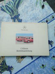 Betriebsanleitung Mercedes Benz C-Klasse