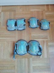 K2 Inlineskates Inliner Protektoren Knieschoner