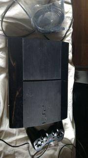 Playstation 3 mit 20 spielen
