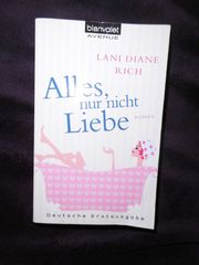 Buch Roman Lani Diane Rich