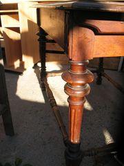 Alter Tisch Dachbodenfund