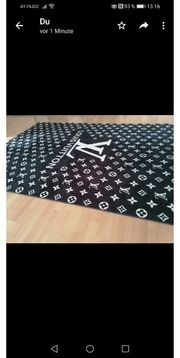 Louis Vuitton Teppiche Neu