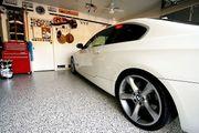 Garagen Bodenbelag Bodenbeschichtung Epoxidharz 2K