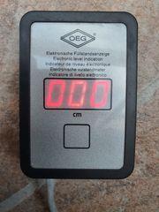 Elektronischer Öltankinhaltsanzeige von OEG