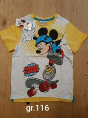 t-shirt mickey neu