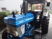 FORD Traktor Sticker Folen Abziehbilder