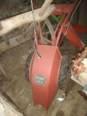Verkaufe Motormäher Aebi AM 52