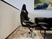 Porsche GT3 Karbon Schalensitz Leder