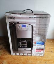BEEM Kaffeeautomat mit integrierter Kaffeemühle