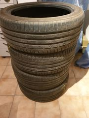 4x Bridgestone Potenza S001 225