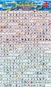Pokemon Schwert und Schild Pokemon