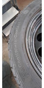 Continental Winterreifen 195 55 R16