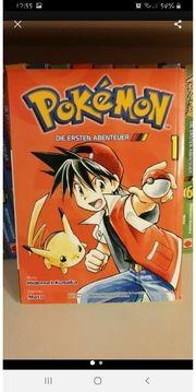 Manga Pokemon die ersten Abenteuer