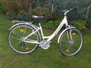 Scirocco Fahrrad neuwertig