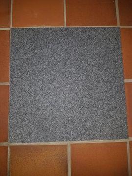 Alles Mögliche - Restposten Teppichfliesen neu selbstliegend grau