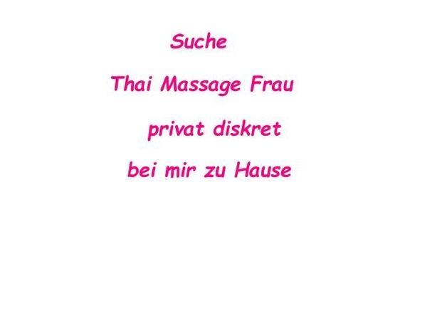 Suche privat Thai Massagen bei