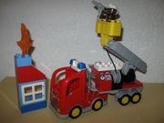 Lego Duplo 10592 Feuerwehr - Löschfahrzeug