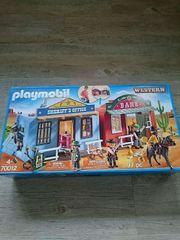 Playmobil Mitnehm Westerncity 70012 neu