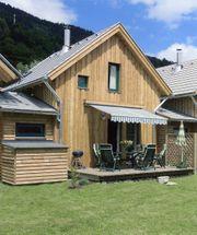 Vollholz-Ferienhaus im Murtal