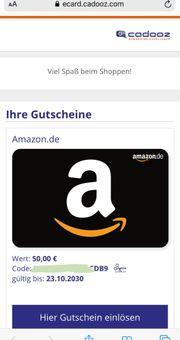 250 Amazon Gutschein zu verkaufen