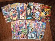 DC gegen Marvel Sammlung 19