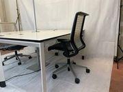 STEELCASE Schreibtisch Bürotisch Maße in