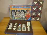 Brettspiel Das Labyrinth der Meister