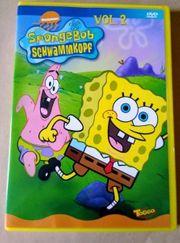 SpongeBob Schwammkopf DVD