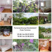 Ferienwohnung im Havelland für 4-5