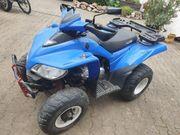 Quad 250ccm SYM