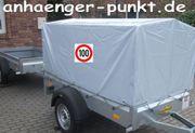 PKW MARKEN- Anhänger 750 kg