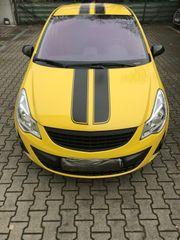 Opel Corsa D Colour Strips